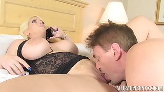 glamour mommy Alura Jenson sex video