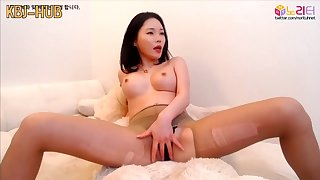 Korean Bj Sexy Beautiful Cooky #130 (kbj ) Kbjhu