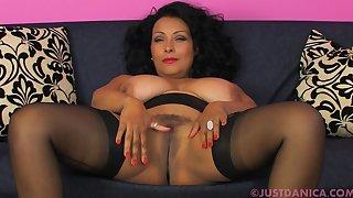 Passionate latina MILF hot xxx chapter