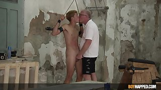 Remarkable nude BDSM with his superannuated man for a verifiable happy-go-lucky play
