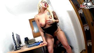 Spanish chubby ass bbw milf anal