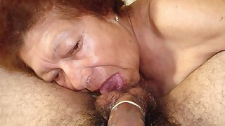 Lubricous Hot Latin Altered consciousness Amateur Grannies Collection